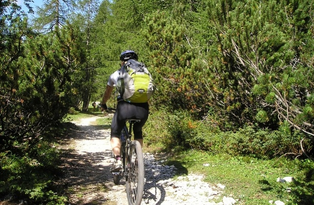 I campionati di mountain bike